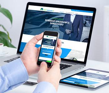 Portal internetowy Dobry handlarz