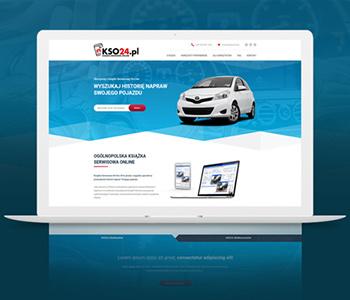 Strona internetowa KSO24