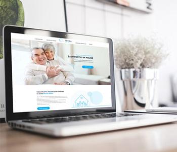 Strona internetowa Pewna Renta