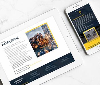 Strona internetowa Starkop-Stal